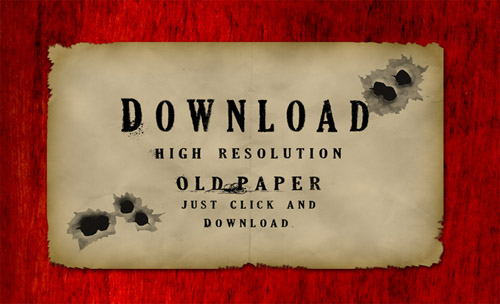 Just click here to download the old paper background pack